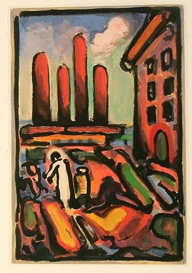 Georges Rouault, Passion 1939