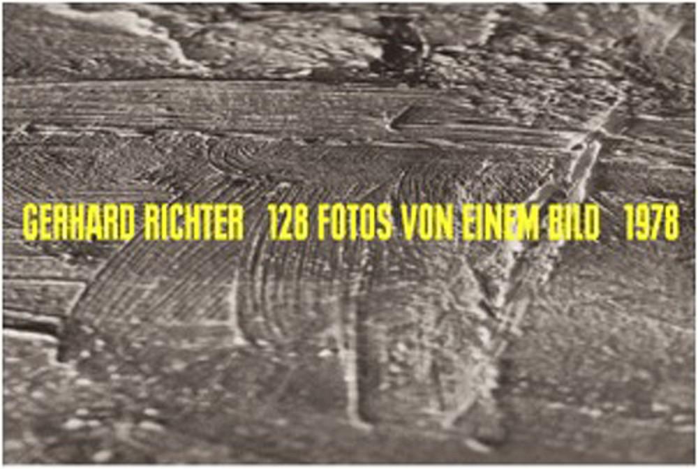 Gerhard Richter | 128 fotos von einem bild | 1978-1998 | Zucker Art