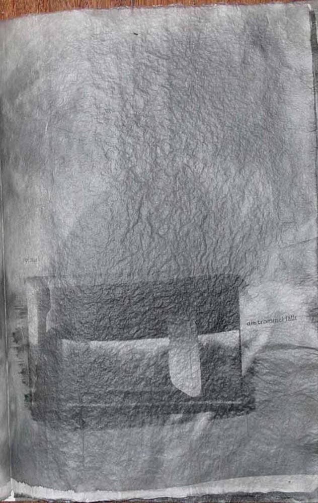Stephan Kohler | Ein Gedicht fur ein buch | 1996 | Zucker