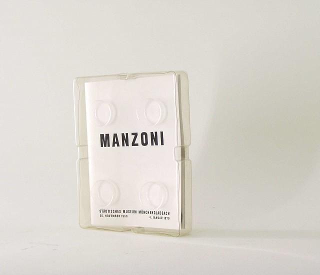 Piero Manzoni | Manzoni (Moenchengladbach Box) | 1969