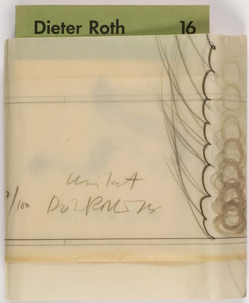 Dieter Roth | Collected Works, Volume 16: MUNDUCULUM  Deluxe Edition