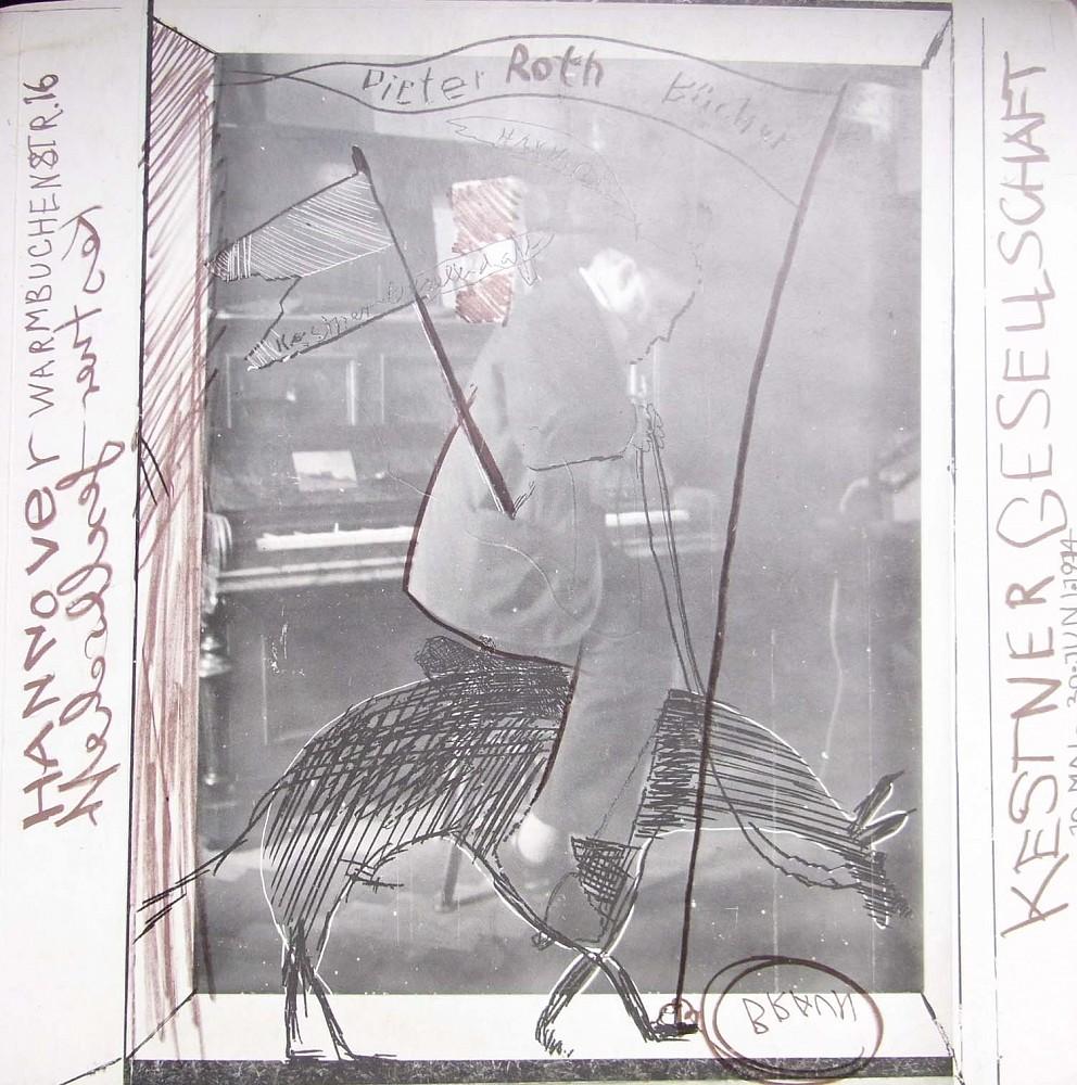 Dieter Roth | Bucher | 1974 | Zucker Art Books