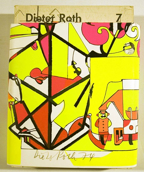 Dieter Roth, Collected Works, Volume 7: Bok 3b und Bok 3d.  Deluxe Edition 1974