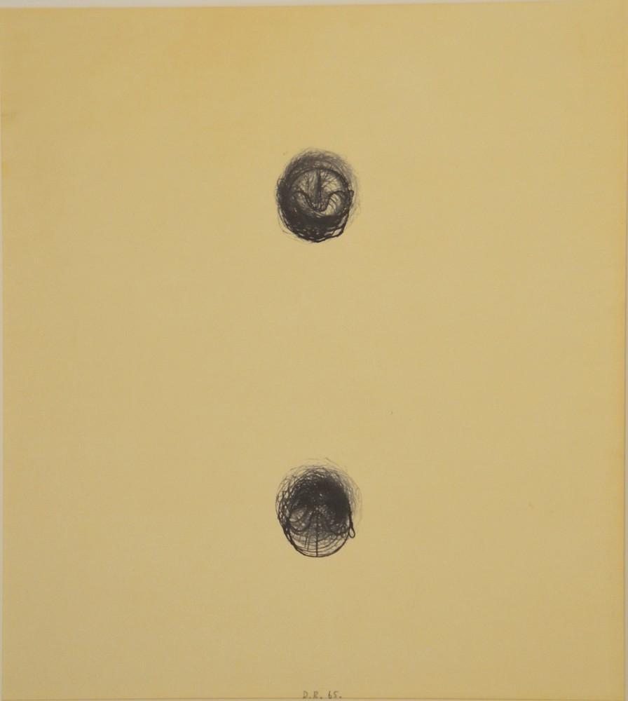Dieter Roth Prints | Eiertanz- Dancing Eggs | 1965 | Zucker