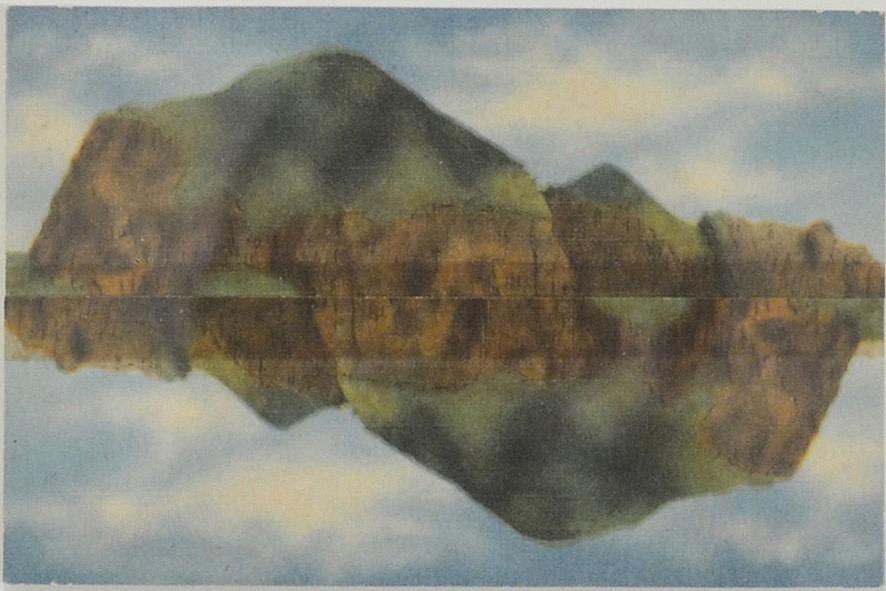 Art Books Dieter Roth Prints Untitled Icelandic Landscape 1963