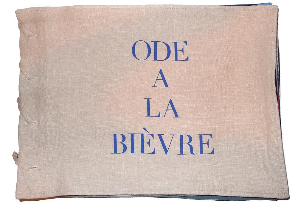 Louise Bourgeois Ode A La Bievre 2007 Zucker Art Books