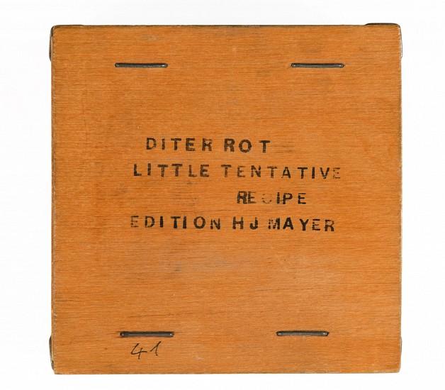 Dieter Roth | Collected Works, Volume 15  Poetrie 5 bis 1