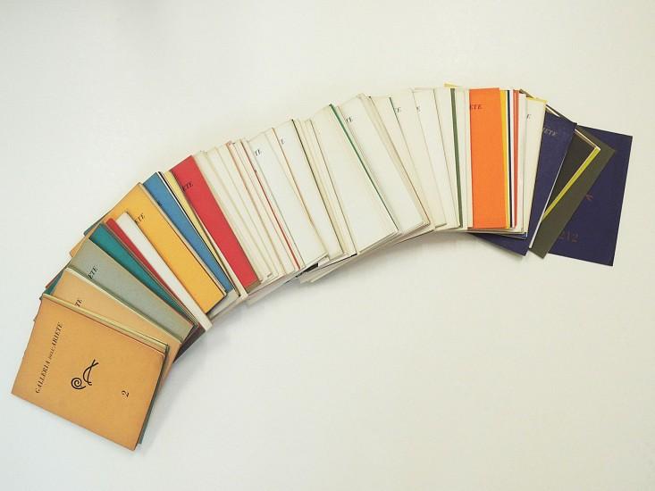 Artistes Divers   Galleria dell Ariete Catalogue Collection   1955 ... 652705e92c