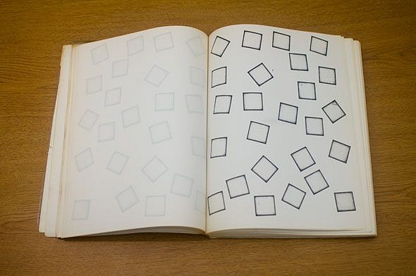 Carl Andre | Art-Siegelaub, Xerox Book | 1968 | Zucker Art Books